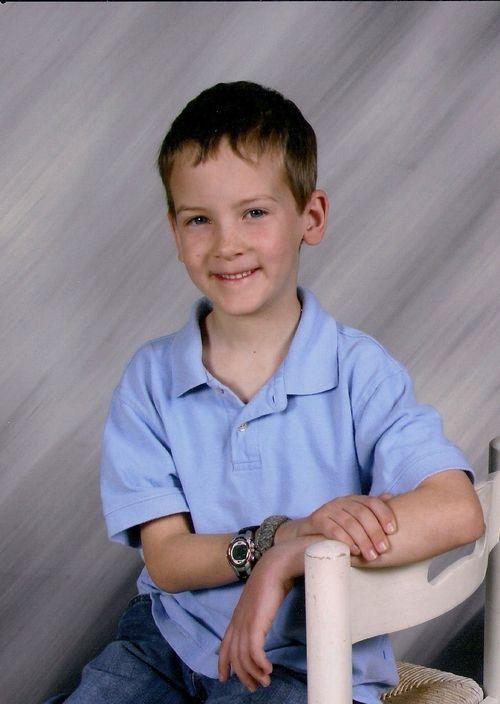 Owen 1st grade pic Spring 2012