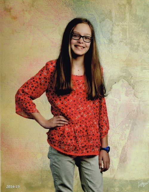 Leah 6th grade Spring
